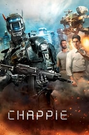View Chappie (2015) Movie poster on INDOXX1
