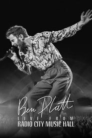 View Ben Platt: Live from Radio City Music Hall (2020) Movie poster on SoapGate