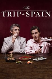 View The Trip to Spain (2017) Movie poster on Ganool