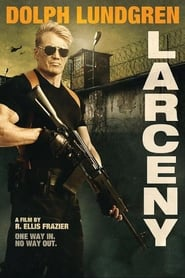 Poster Movie Larceny 2017