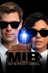 Men in Black: International (2019) Movie poster on Ganool