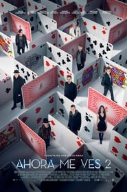 Poster Movie Now You See Me 2 2016