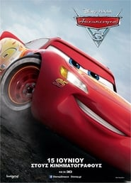 Poster Movie Cars 3 2017