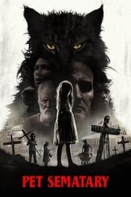 View Pet Sematary (2019) Movie poster on Ganool
