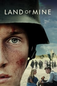 View Land of Mine (2015) Movie poster on Ganool