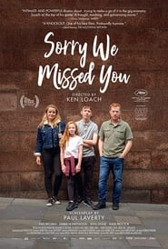 View Sorry We Missed You (2019) Movie poster on 123movies