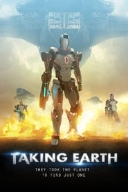 Poster Movie Taking Earth 2017
