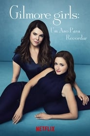 Poster Movie Gilmore Girls: A Year in the Life 2016