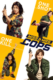View Miss & Mrs. Cops (2019) Movie poster on Ganool