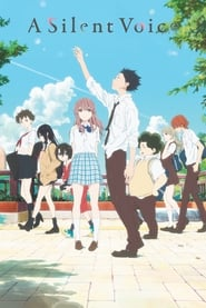 View A Silent Voice (2016) Movie poster on Ganool