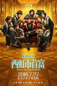 View Hello Mr. Billionaire (2018) Movie poster on Ganool