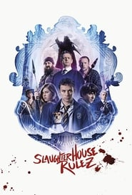 Slaughterhouse Rulez (2018) Movie poster on cokeandpopcorn
