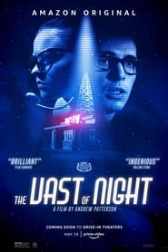 View The Vast of Night (2020) Movie poster on 123movies