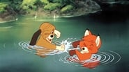 The Fox and the Hound wallpaper