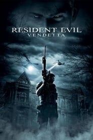 View Resident Evil: Vendetta (2017) Movie poster on Ganool
