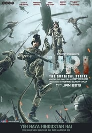 View Uri: The Surgical Strike (2019) Movie poster on Ganool