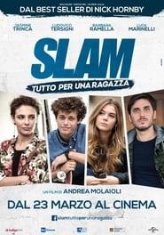 Poster Movie Slam - Tutto per una ragazza 2017