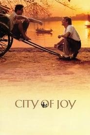 View City of Joy (1992) Movie poster on Ganool