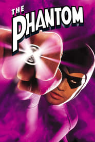 View The Phantom (1996) Movie poster on Ganool