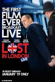 View Lost in London (2017) Movie poster on 123movies
