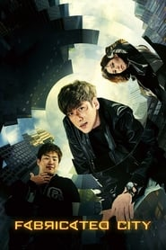 View Fabricated City (2017) Movie poster on Ganool