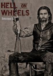 Serie streaming | voir Hell on Wheels : L'Enfer de l'Ouest en streaming | HD-serie