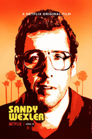 Poster Movie Sandy Wexler 2017