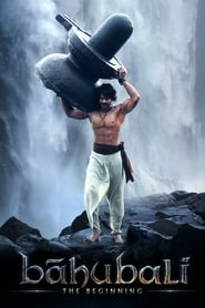 View Bahubali: The Beginning (2015) Movie poster on Ganool
