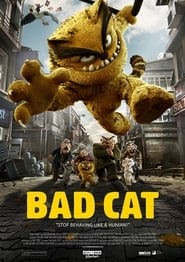 View Bad Cat (2016) Movie poster on cokeandpopcorn