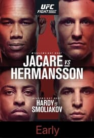 UFC Fight Night 150: Jacare vs. Hermansson - Early Prelims series tv