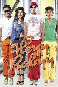 View Heyy Babyy (2007) Movies poster on Ganool