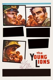 View The Young Lions (1958) Movie poster on INDOXX1