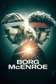 View Borg vs McEnroe (2017) Movie poster on Ganool