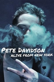 View Pete Davidson: Alive from New York (2020) Movie poster on Fmovies