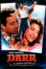 View Darr (1993) Movie poster on Ganool