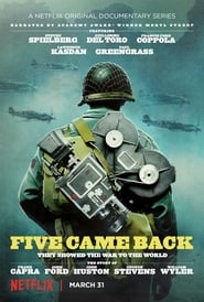 Poster Movie Five Came Back 2017