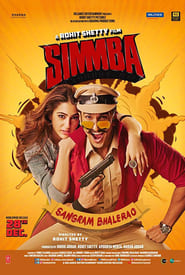 View Simmba (2018) Movie poster on Ganool
