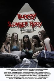 View Bloody Slumber Party (2014) Movie poster on 123movies