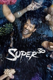 View Super 30 (2019) Movie poster on Ganool