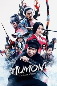 View Mumon: The Land of Stealth (2017) Movie poster on cokeandpopcorn