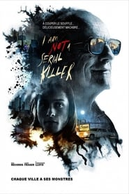 Poster Movie I Am Not a Serial Killer 2016
