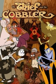 View The Thief and the Cobbler (1993) Movie poster on Ganool