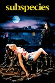 View Subspecies (1991) Movie poster on 123movies