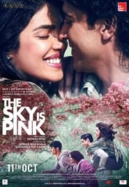 View The Sky Is Pink (2019) Movie poster on 123movies