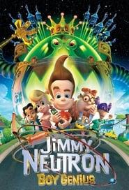 The Adventures of Jimmy Neutron: Boy Genius poster