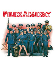 View Police Academy (1984) Movie poster on Ganool