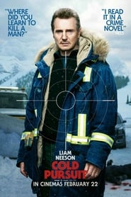Cold Pursuit (2019) Movie poster Ganool