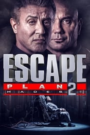 View Escape Plan 2: Hades (2018) Movie poster on Ganool