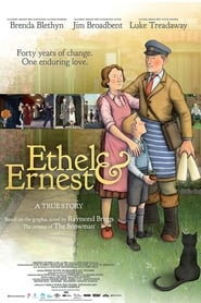 Poster Movie Ethel & Ernest 2016