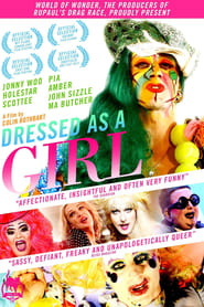 View Dressed as a Girl (2014) Movie poster on cokeandpopcorn.click